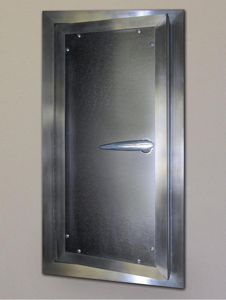 Wid Exterior Access Doors