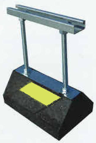 Model Ce10 12 Ce Extension Series Roof Pipe Supports